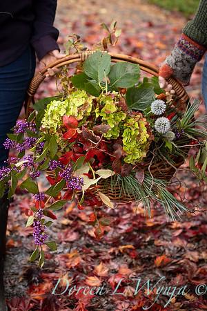 Thanksgiving vase_3700