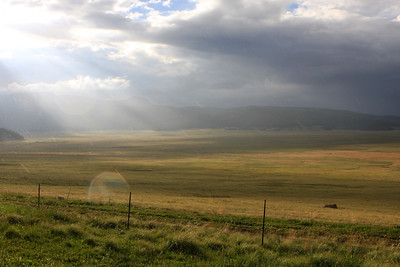 Valles Caldera National Preserve, New Mexico