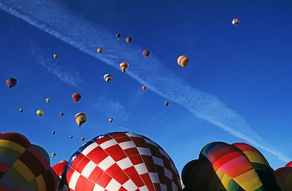 New Mexico - Albuquerque International Balloon Fiesta