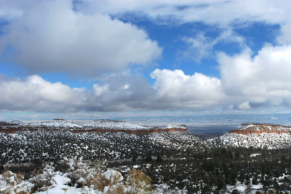 Anderson Overlook, Los Alamos, New Mexico