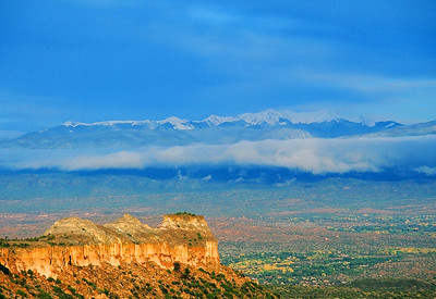 Anderson Overlook, Los Alamos, New Mexico