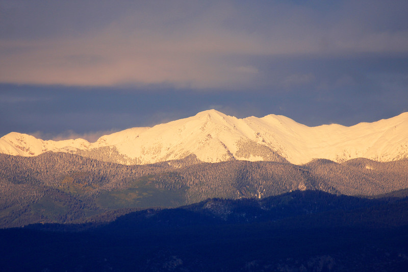 Sangre de Christo Mountains, New Mexico