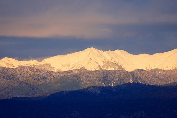 Sangre de Christo Mountains, New Mexico