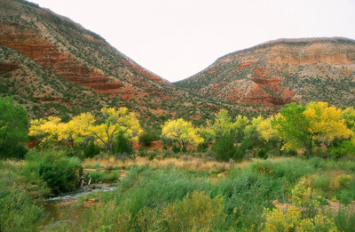 Jemez Springs, New Mexico