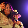 Arturo Sandoval performs with Rosalia de Cuba