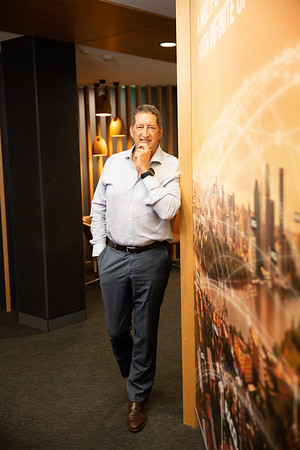 Greg Booker RACQ. 11 Jan 2019, Brisbane. Photo: Attila Csaszar