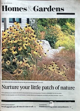 Oregonia Home & Garden Cover shot 4-18-2020