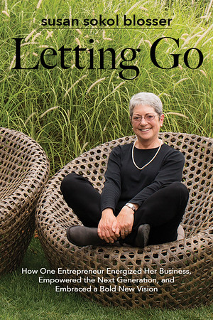 BOOK COVER 'Letting Go' by Susan Sokol Blosser
