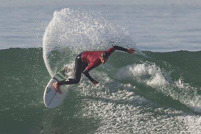March 2, 2013 - Santa Barbara, California:  2013 Quicksilver Rincon Classic at Rincon Point. (Thomas Long)