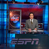 Wednesday, May 27, 2009 -- Bristol, CT -- Studio F -- SportsCenter Right Now with anchor Michael Kim