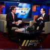 Monday, July 14, 2008 -- Bristol, CT -- ESPN First Take with Michael Kim (l) and Tony Massarotti