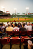 8/30/08 Boston, MA -- ADVANCE for Magazine.  Photos of Red Sox fans and the seats in Fenway Park for a story on ticket resellers August 30, 2008.  Erik Jacobs for the Boston Globe