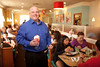 4/20/12 Hanover, MA -- Portrait of John Maguire, the next CEO of Friendly's at a Friendly's in Hanover, Mass. April 20, 2012. Erik Jacobs for the Boston Globe