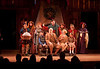 12/17/10 -- Advance for Living/Arts. The Christmas Revels, 40th anniversary celebration of the Winter Solstice at Sanders Theatre in Cambridge, MA December 17, 2010.  Erik Jacobs for the Boston Globe