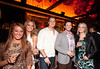 """10/23/11 Boston, MA --  From left, Shaina Dennis, Sarah Holland, Shaun Ankstitus, Donny Difazio and Christie Leigh Bellany at Red Lantern in Boston to celebrate the launch of Style Network's new reality series, """"Wicked Fit,"""" October 23, 2011.  The cast & crew of the show gathered together with family and friends to watch  the series premiere, which documents series star & Taunton native Katie Boyd's success as a former Boston-area beauty-queen-turned-personal-pageant-trainer and owner of Katie Boyd's Miss Fit Club, located in Wellesley, Mass.  Erik Jacobs for the Boston Globe"""