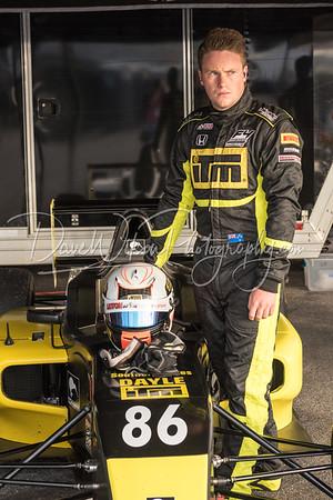 Brendon Leitch, Kiwi Motorsports F4