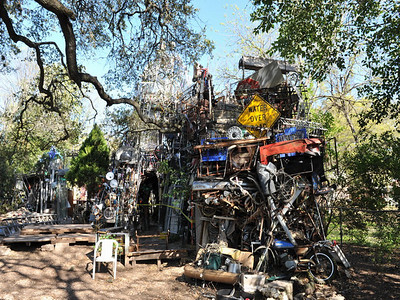 Cathedral of Junk 12