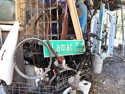 Cathedral of Junk 09