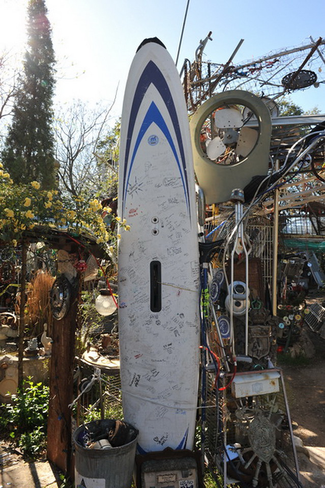 Cathedral of Junk 30