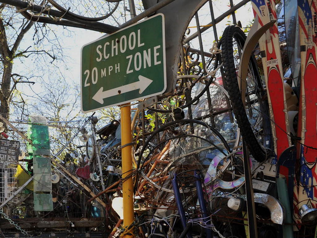 Cathedral of Junk 27