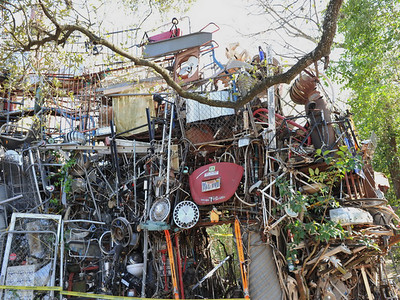Cathedral of Junk 10