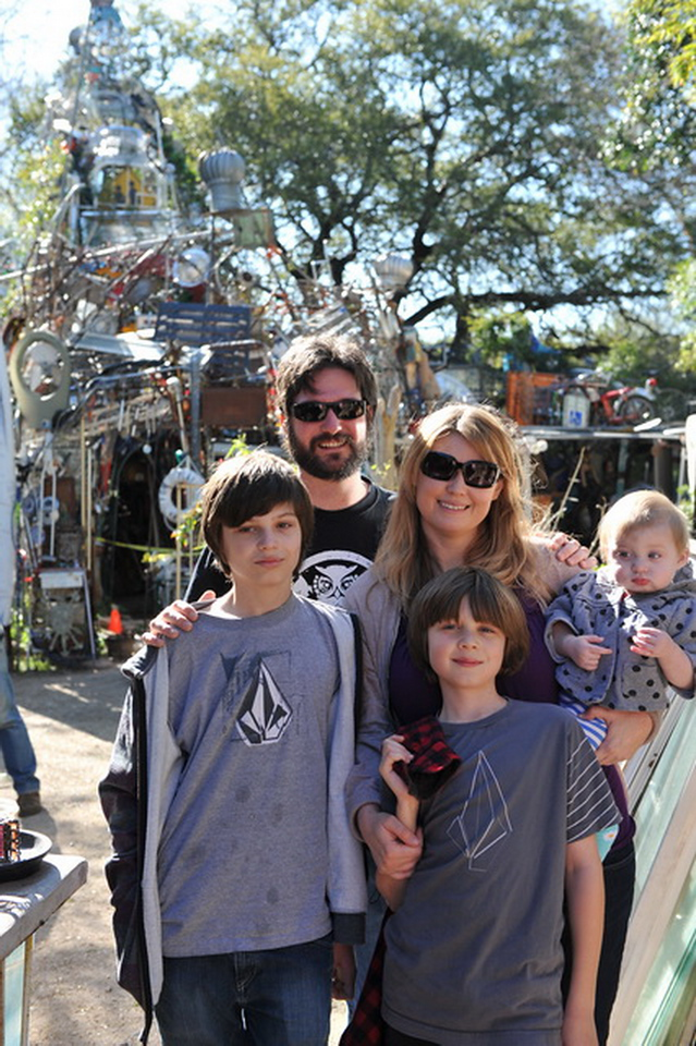 Cathedral of Junk 32