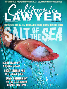 Sept  Cal Law Cover 05