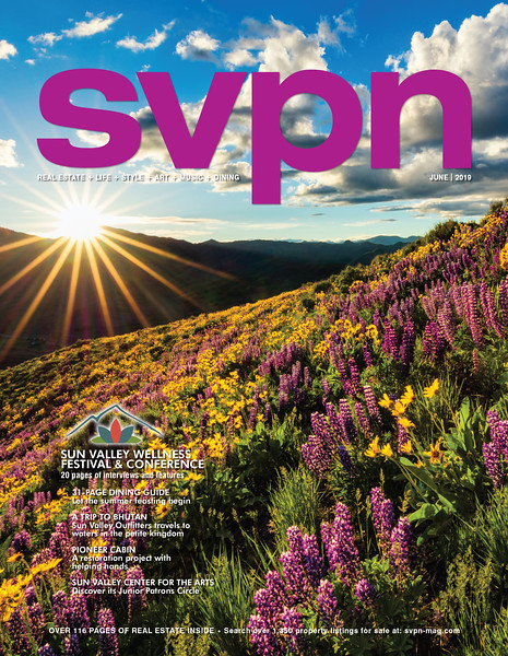 SVPN June  2019 Cover Image