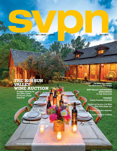 SVPN July 2018 Cover Image