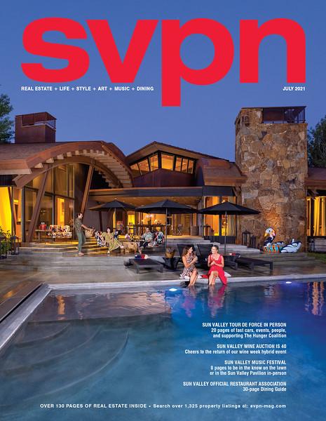 SVPN July 2021 Cover Image