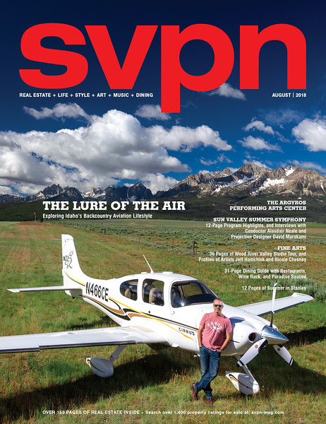 SVPN August 2018 Cover Image