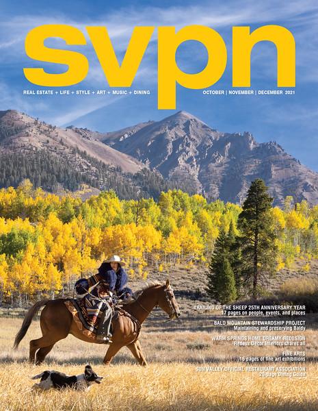 SVPN Fall 2021 Cover Image