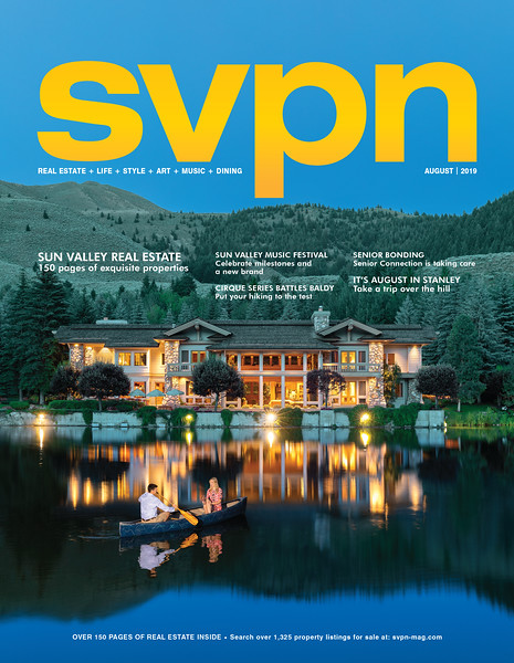 SVPN August 2019 Cover Image