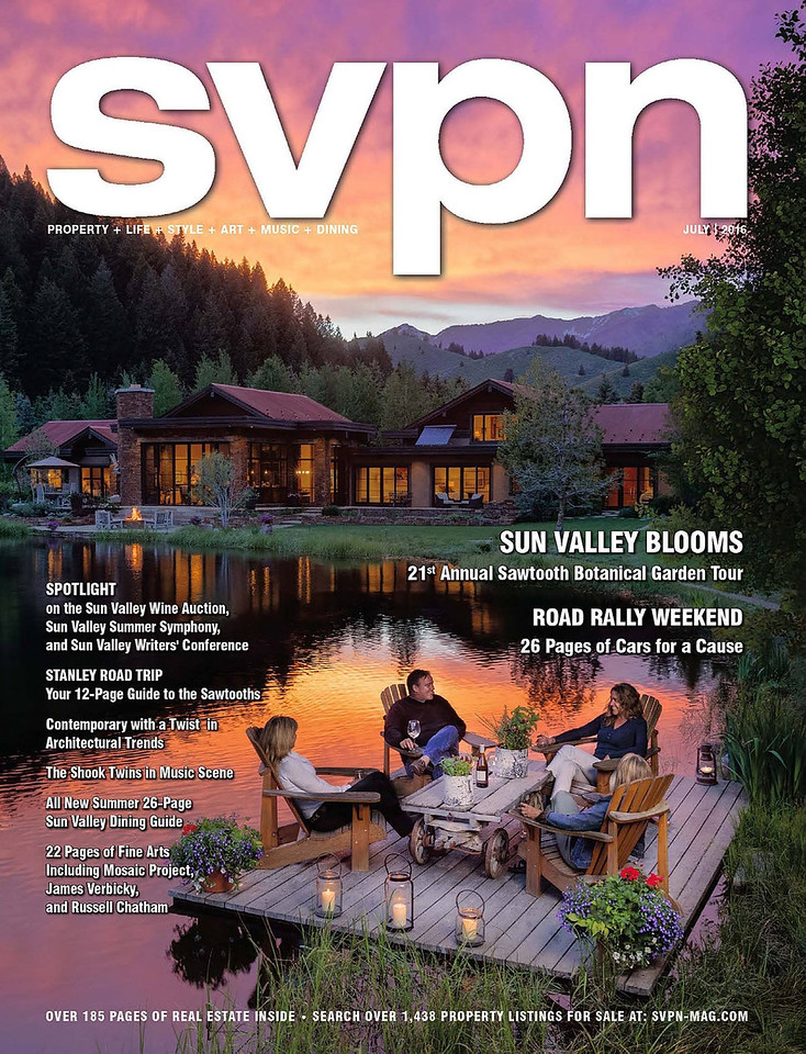 SVPN July 2016 Cover Image