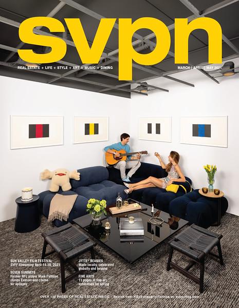 SVPN Spring 2021 Cover Image