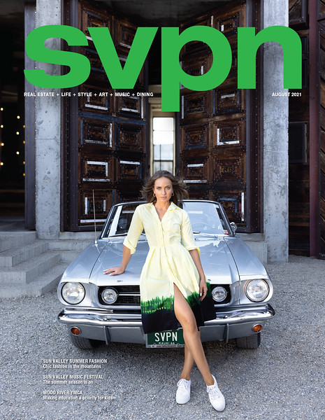 SVPN August 2021 Cover Image