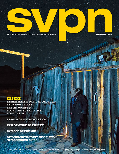 SVPN September 2017 Cover Image