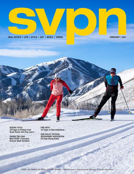 SVPN February 2021 Cover Image
