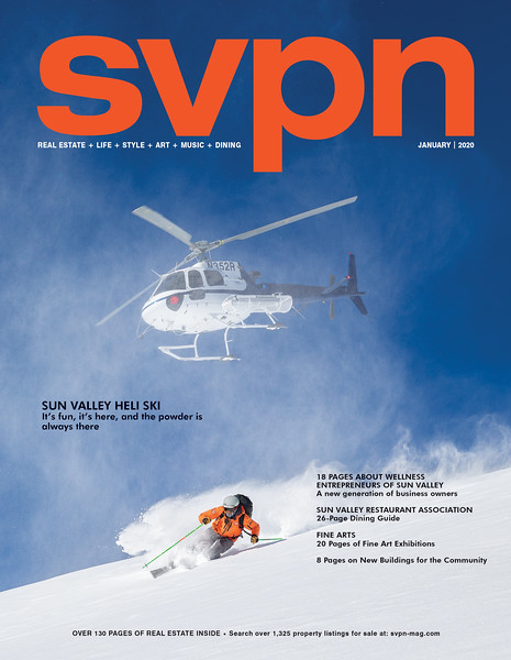 SVPN January 2020  Cover Image