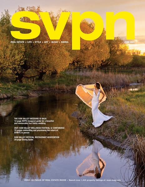 SVPN June 2021 Cover Image