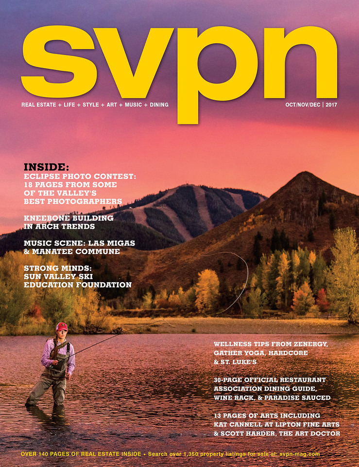 SVPN Oct/Nov/Dec 2017 Cover Image