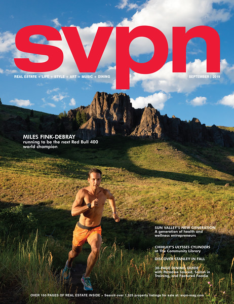 SVPN September 2019 Cover Image