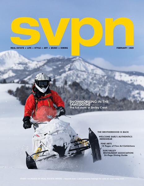 SVPN February 2020 Cover Image