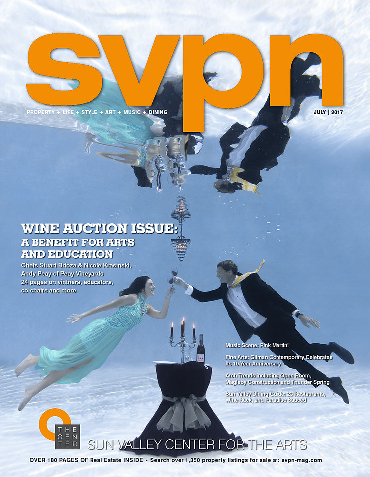 SVPN July 2017 Cover Image