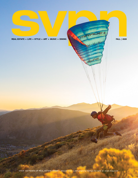 SVPN Fall 2020 Cover Image