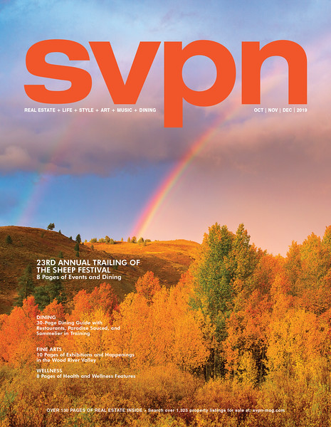 SVPN Oct/Nov/Dec 2019 Cover Image