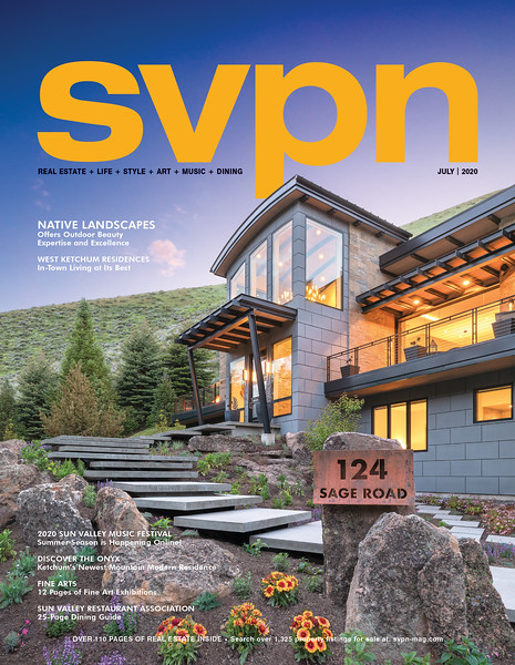 SVPN July 2020 Cover Image