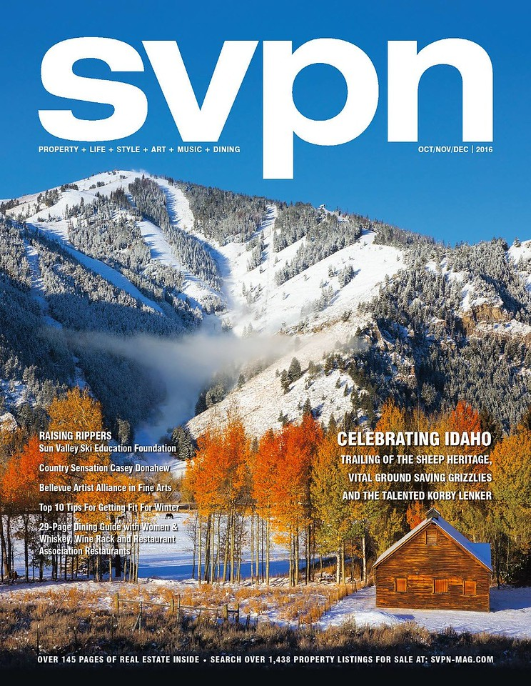 SVPN October/November/December  2016 Cover Image