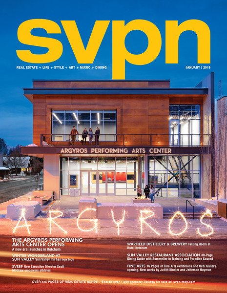 SVPN January 2019 Cover Image