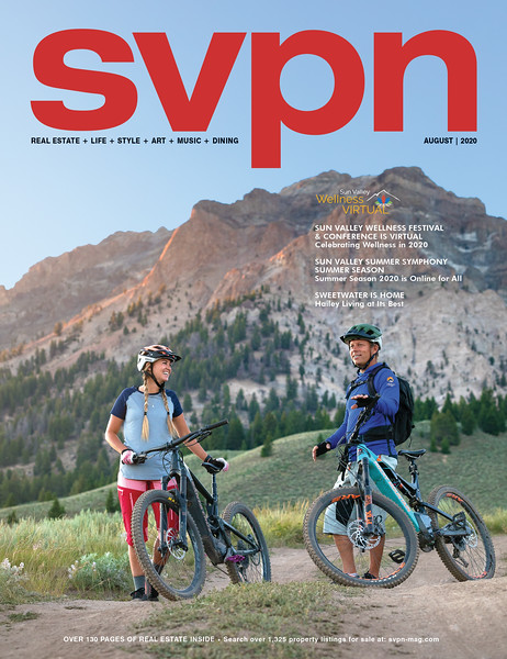 SVPN August 2020 Cover Image